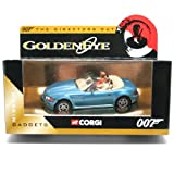 James Bond BMW Z3 & Figure Goldeneye