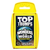 Top Trumps The Wonders of the World (Includes Bonus Game Treasure Hunt)by Winning Moves