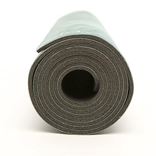 The Combo Mat All In One Mat Towel Designed For Bikram: The Combo Yoga Mat. Non-Slip, 2-in-1 Mat/Towel Designed To