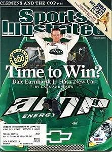 Dale Earnhardt Jr Nascar Signed Sports Illustrated #t51251 - PSA DNA Certified -... by Sports Memorabilia