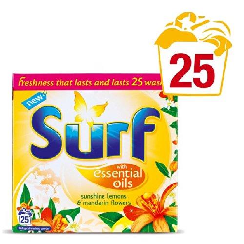 Surf Sunshine Lemons Bio Powder 25 Wash 2kg