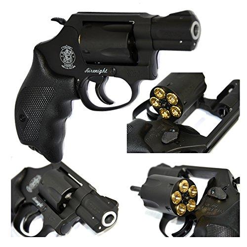 タナカ 【モデルガン】S&W(スミス&ウェッソン)M360J SAKURA HWヘビーウエイト 日本警察新制式拳銃 TANAKA モデルガン S&W M360J