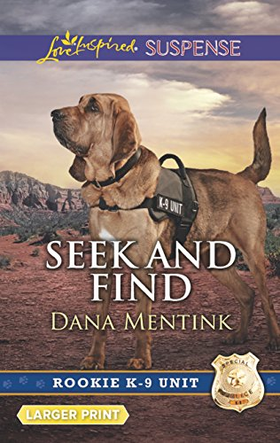 Seek and Find (Love Inspired Suspense (Large Print))