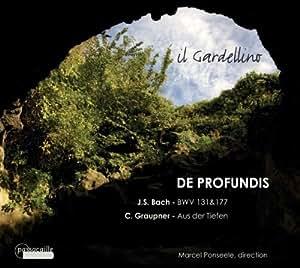De Profundis - Kantaten J.S. Bach (BWV 131 & 177) und Christoph Graupner (GWV 1113/23a)