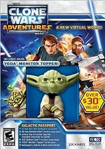 Star Wars Clone Wars Adventures: Galactic Passport - PC
