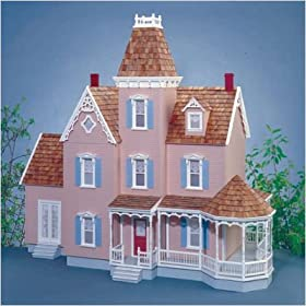 Real Good Toys 3217 Northview Dollhouse