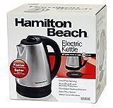 Hamilton Beach 40989E 1.7 Litre (7.2 Cup) Electric Cordless Kettle