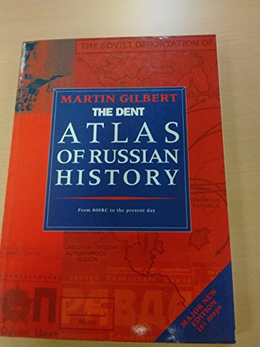 The Routledge Atlas of Russian History: From 800 BC to the Present Day (Routledge Historical Atlases)