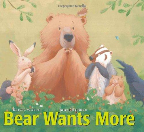 Bear Wants More (Classic Board Books)