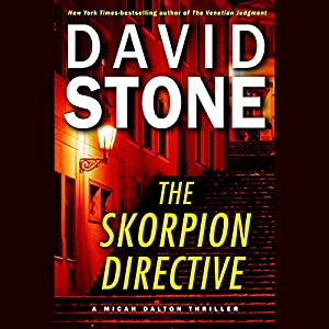 The Skorpion Directive Audiobook