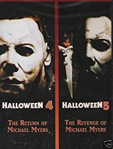 Halloween 4: The Return of Michael Myers / Halloween 5: The Revenge of Michael Myers (Halloween Double Feature) by Anchor Bay Entertainment
