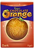Terry's Dark Chocolate Orange Dark 175 g (Pack of 6)