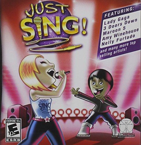 Just Sing - Nintendo DS - 1