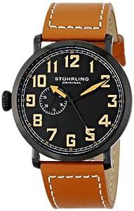 Stuhrling Original Men's 721.03 Octane Monterey L Analog Display Quartz Beige Watch