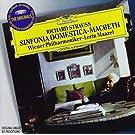 Strauss, R.: Macbeth, Op.23 & Sinfonia Domestica, Op.53
