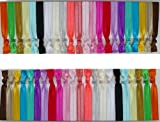 No Crease Hair Ties Hair Accessories 30 Pack By Kenz Laurenz
