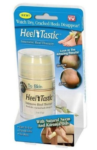 Heel Tastic Intensive Heel Therapy, 2 Ounces (Pack Of 2)