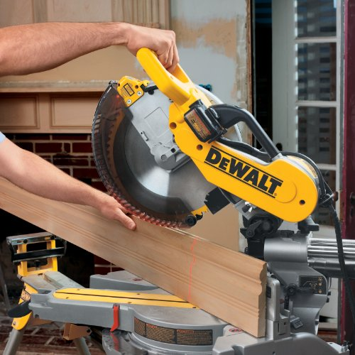 Dewalt Dw718 12 Inch Double Bevel Slide Compound Miter Saw