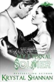 My Eternal Soldier (A Vampire Romance) (Sanctuary, Texas Book 3)