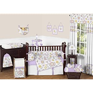 Sweet Jojo Designs Suzanna Baby Bedding Collection Baby