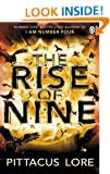The Rise of Nine (Lorien Legacies 3)
