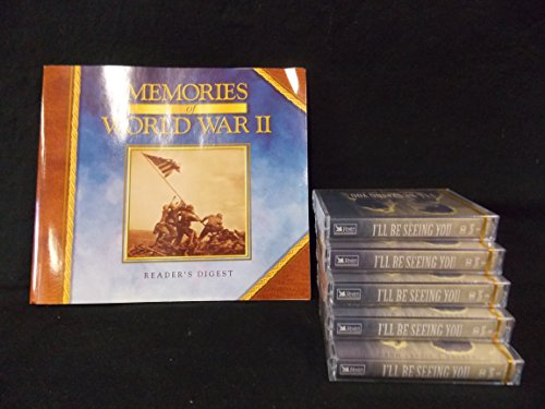 readers-digest-memories-of-world-war-ii-vintage-5-cassettes-and-the-booklet-for-this-period