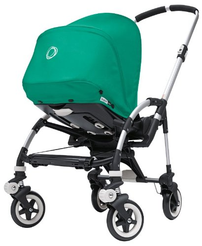 Bugaboo Bee Sun Canopy - Jade Green back-760687