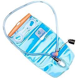 Deuter Erwachsene Trinkblase Streamer, Transparent, 35 x 19 x 1 cm, 2 Liter, 3293100000