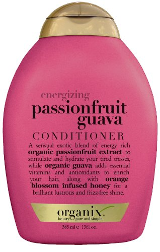 Organix Energizing Conditioner, Passionfruit Guava, 13 Ounce