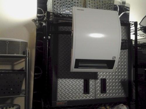 Stiebel Eltron Ck 15e 120 Volt 1500 Watts Wall Mounted Electric Fan Heater Home