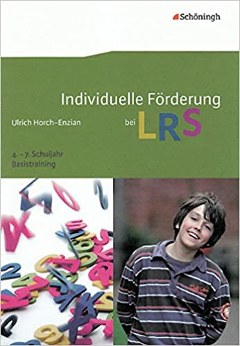 Individuelle Förderung bei LRS