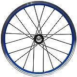 DAHON(ダホン) 16インチ(305) フロントホイールセット 20H [EEZZ D3用]  ブルー