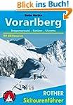 Skitourenf�hrer Vorarlberg: Bregenzer...