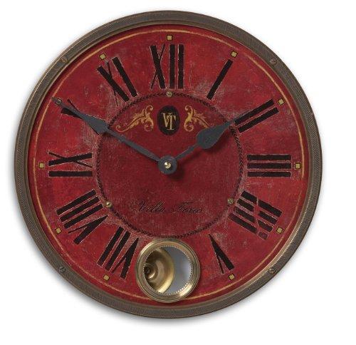 antique pendulum clocks: Cut price Villa Tesio Pendulum ...