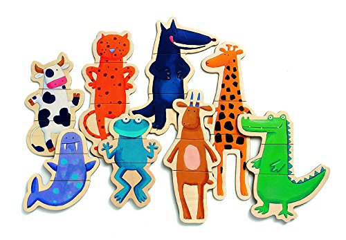 Djeco-Crazy-Animals-Magnetics-24-pc
