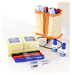 Office and Student Desk Kit - 45 Piece Set