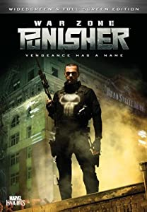 Punisher War Zone (2009) Ray Stevenson; Dominic West; Julie Benz