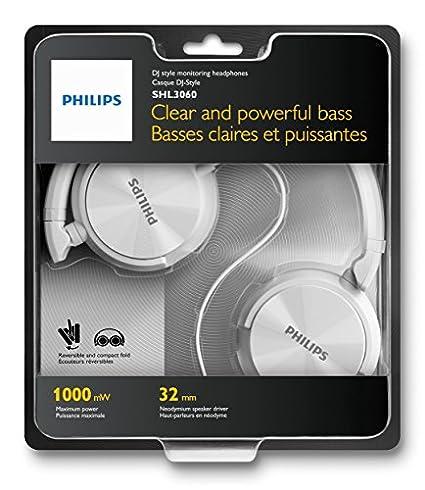 Philips-SHL3060-On-the-Ear-DJ-Headphones