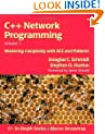 C++ Network Programming: Resolving Complexity Using ACE and Patterns v.1: Mastering Complexity with Ace and Patterns: Resolving Complexity Using ACE and Patterns Vol 1 (C++ in Depth)