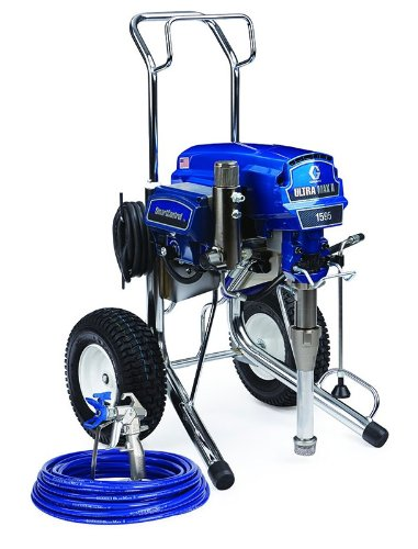 Graco Ultra Max Ii 1595 Standard Series Electric Airless Sprayer 16W902