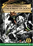 img - for Official Fighting Fantasy Colouring Book 2: The Forest of Doom (Official Fighting Fantasy Colouring Books) book / textbook / text book