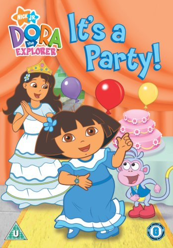 Dora The Explorer: It's A Party [DVD]
