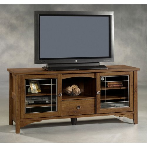 Rose Valley Widescreen TV Stand Abbey Oak