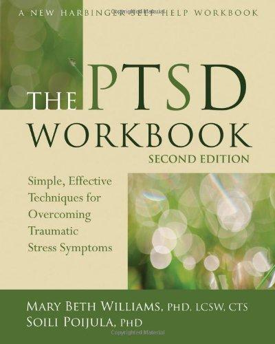 Post Traumatic Stress Disorder PTSD Workbook