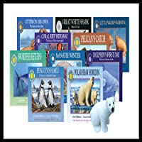 Smithsonian Oceanic Collection: 10-Book Set (       UNABRIDGED) by Soundprints Narrated by Doug Thomas
