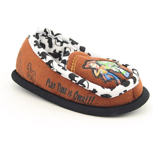 Buy Low Price Disney Pixar Toy Story Loafers Shoes Brown