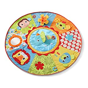 Infantino Jumbo Wheel Playspace