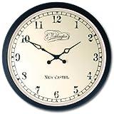 Nextime 45 cm Aaltje Metal Wall Clock
