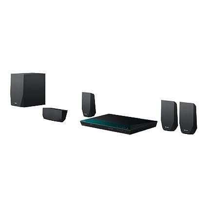 Sony BDV-E2100.CEL Home Cinéma 5.1 3D Blu-ray 1000 W HDMI USB Wifi Bluetooth Noir