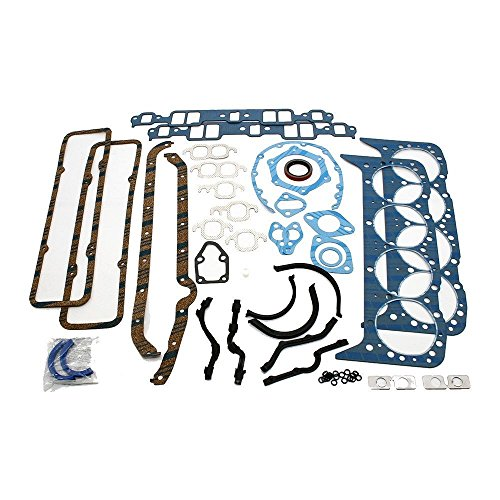 Fel Pro 260-1000 Small Block Chevy Overhaul Gasket Kit 55-79 283 327 350 SBC (Stock Gskt set) (Sbc Intake Gaskets compare prices)